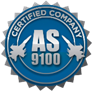 AS 9100 Certified